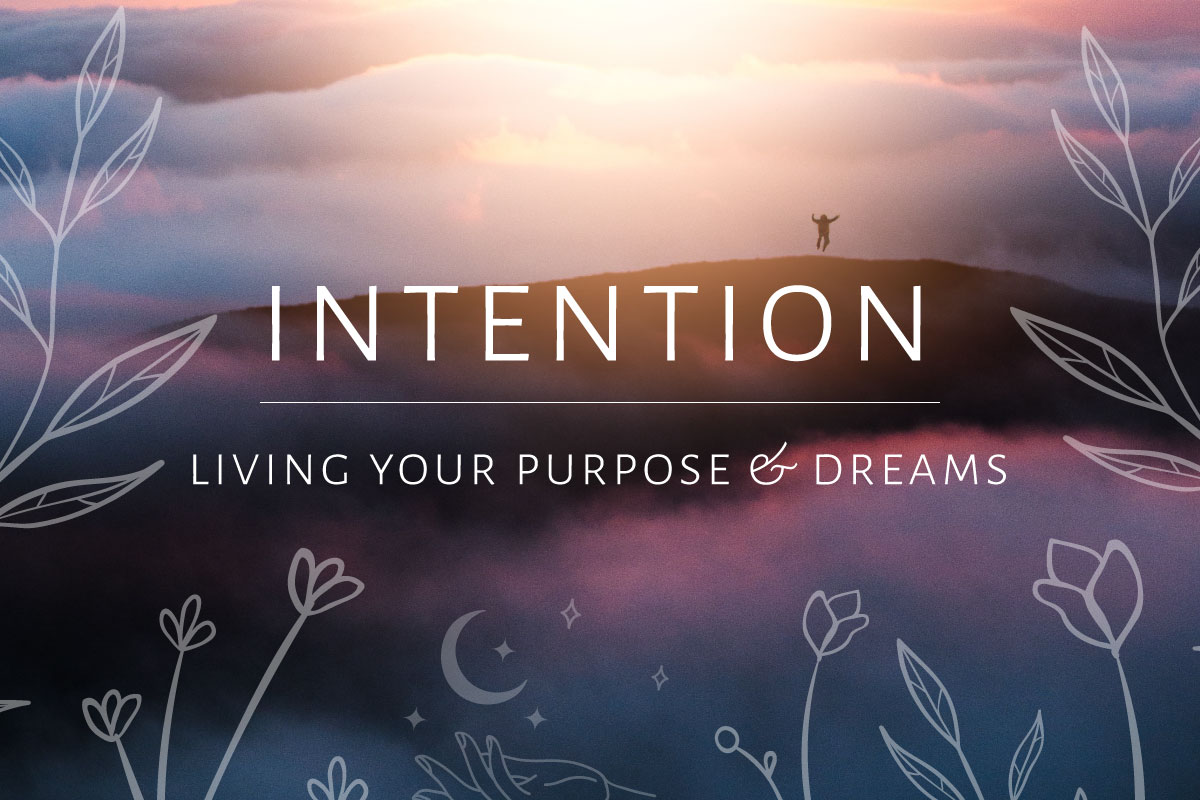 intention-realm heart-shaped life
